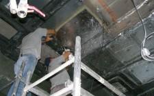 Požiarna izolácia vzduchotechnického potrubia